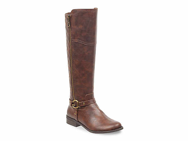 3fd47ebedf170 G by GUESS Hilight Riding Boot Women s Shoes