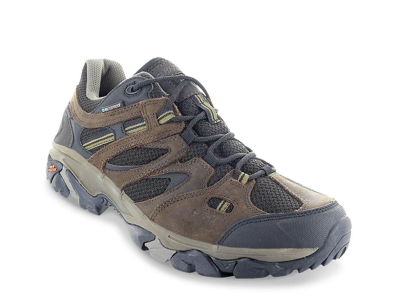 d046fabb01a9 Hi-Tec Ravus Vent Lux Low Trail Shoe Men s Shoes