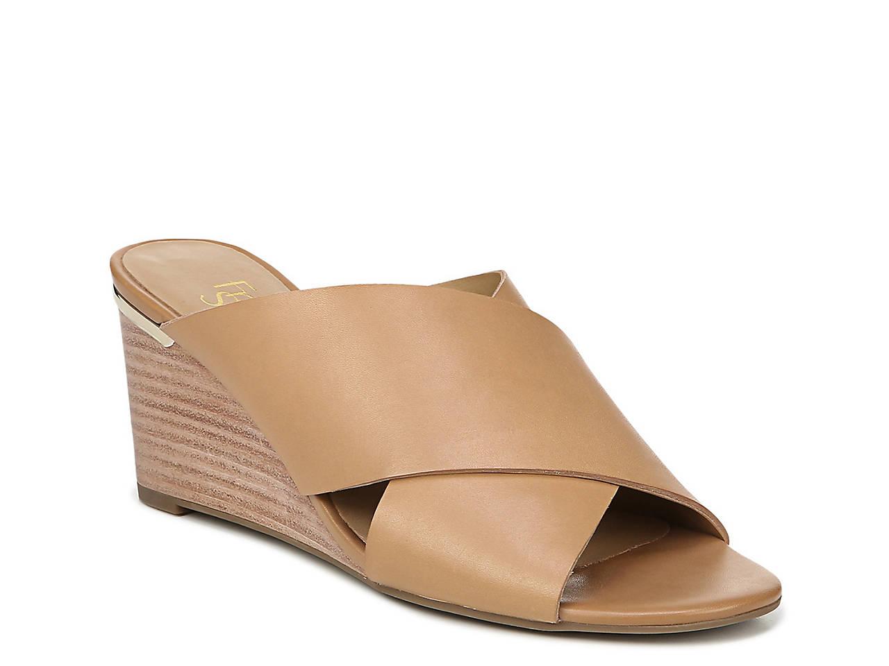 11ac86d3089 Franco Sarto Memphis Wedge Sandal Men s Shoes