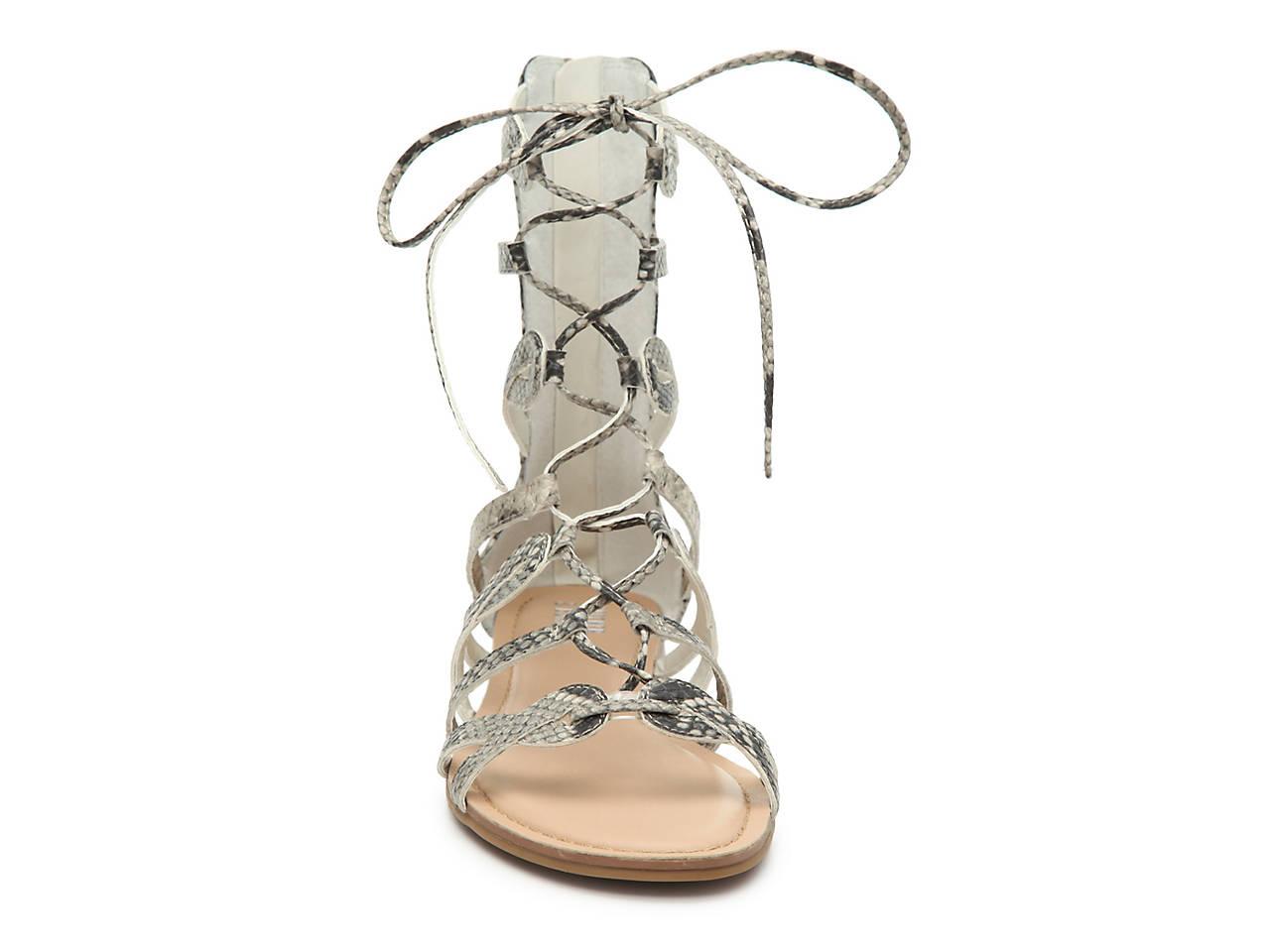 7394e232d Bleecker   Bond Markie Gladiator Sandal Women s Shoes