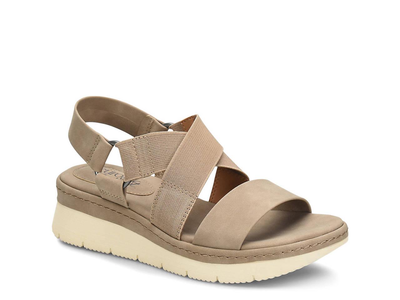 52f7a6eb227b Eurosoft Cambry Wedge Sandal Women s Shoes