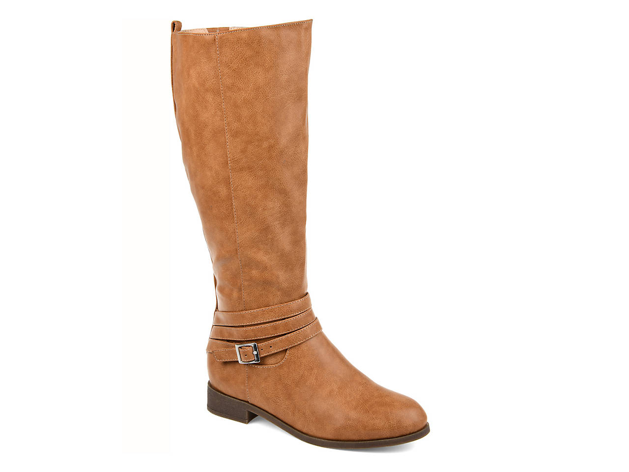 0d37566bf83 Journee Collection Ivie Extra Wide Calf Riding Boot Women s Shoes