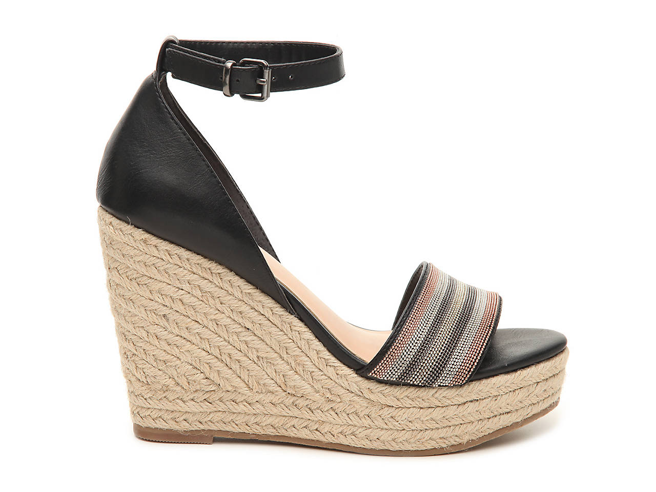 d511f49bfe5 Bleecker   Bond Mariel Espadrille Wedge Sandal Women s Shoes