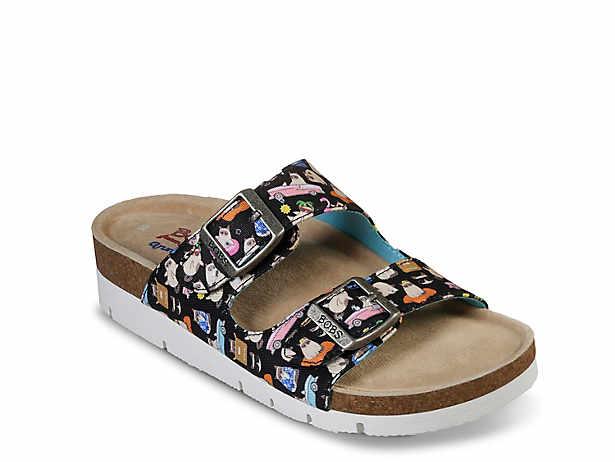 e7d8e2cc5 Crocs CB Platform Slide Sandal Women s Shoes