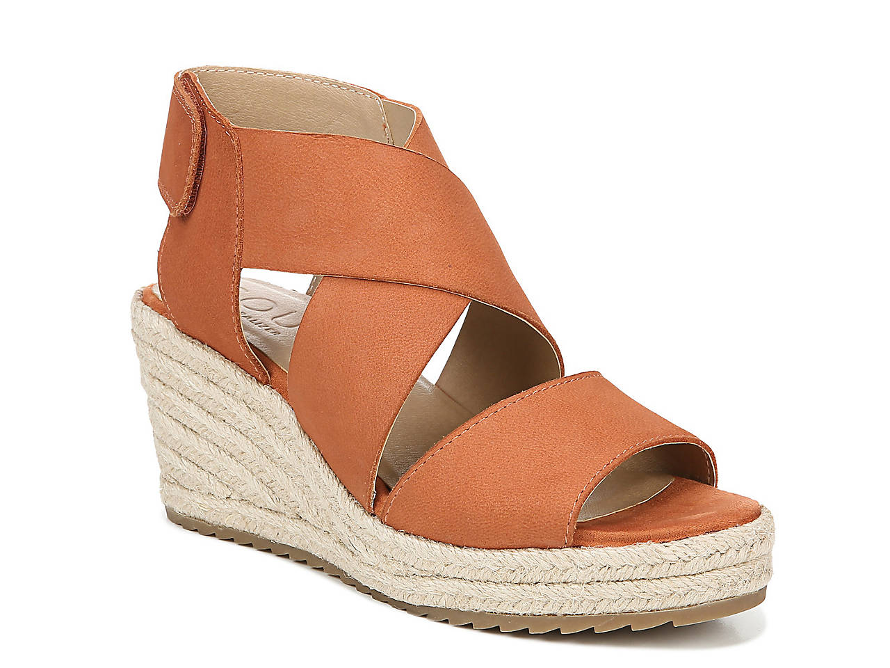 274be8194d0 Oshay Espadrille Wedge Sandal