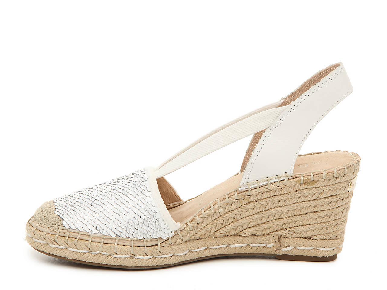e128e6d3c81 Anne Klein Abbey Espadrille Wedge Sandal Women s Shoes