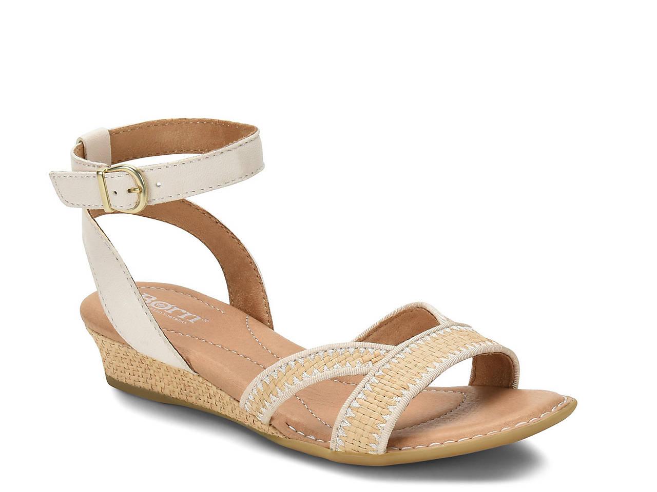 3e49cbd814 Born Sentinel Wedge Sandal Women's Shoes | DSW