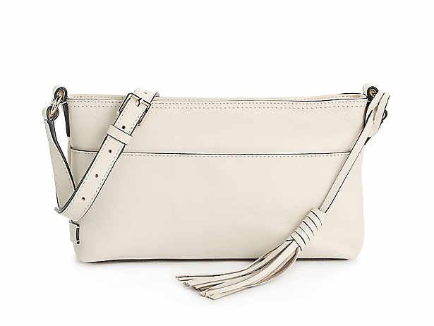 056013d66d Cole Haan. Tassel Leather Crossbody Bag. $79.99