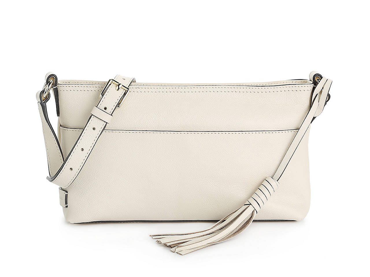 2b3f1e95e96 Cole Haan Tassel Leather Crossbody Bag Women's Handbags ...
