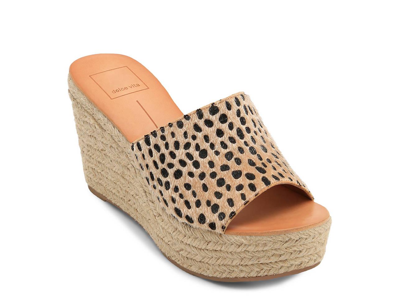 2d2b2c5b843 Dolce Vita Bela Espadrille Wedge Sandal Women s Shoes