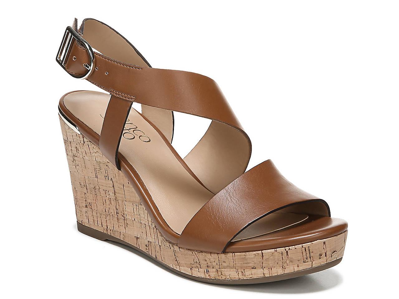 fdd3d639cf8 Franco Sarto Marabel Wedge Sandal Women s Shoes