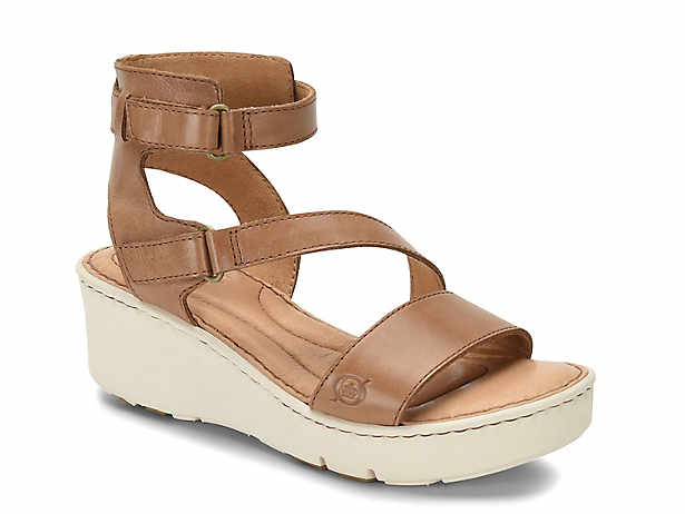 7da6c5e16b47 Born. Roald Wedge Sandal