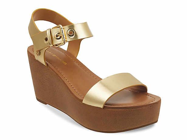 27b1855eef Women s Gold Dress Sandals