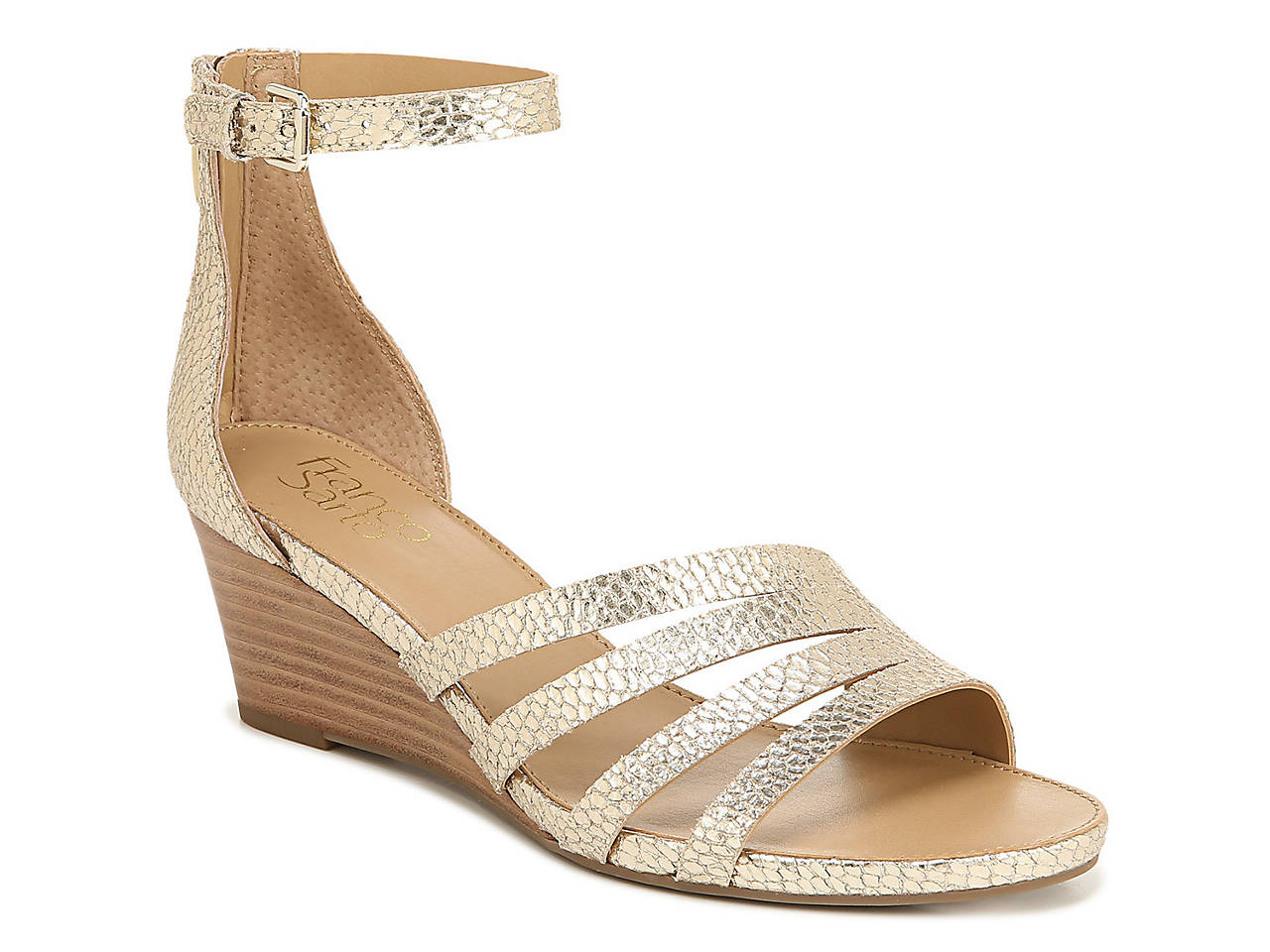 9e29dc352715 Franco Sarto Dutch Wedge Sandal Women's Shoes | DSW