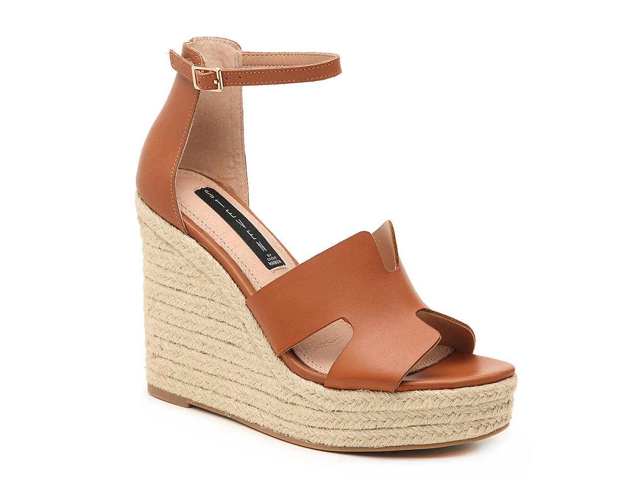 7c8f23e7ef2 Steven by Steve Madden Sirena Espadrille Wedge Sandal Women s Shoes ...
