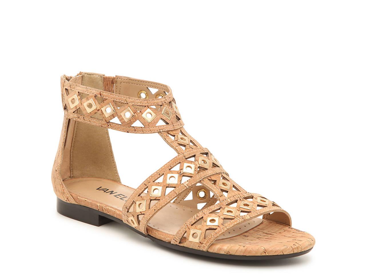 8451c7dc6582 VANELi Edana Gladiator Sandal Women s Shoes