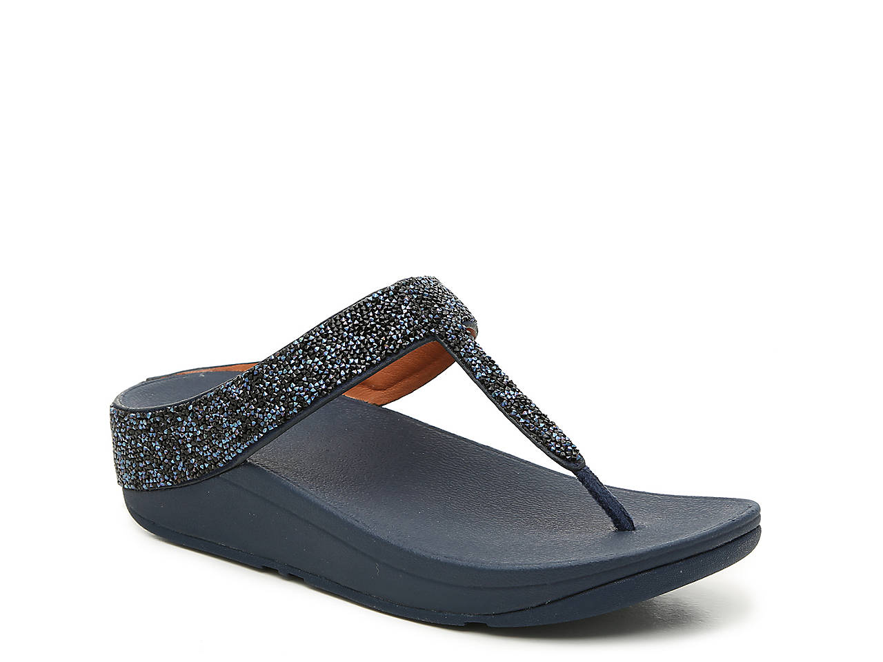 fe3579b0a FitFlop Fino Wedge Sandal Women s Shoes