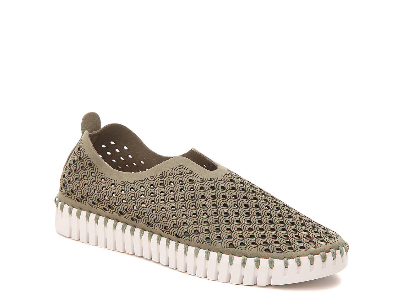 13bfbb7f7c3b Ilse Jacobsen - Luxury Tulip Slip-On Sneaker Women s Shoes