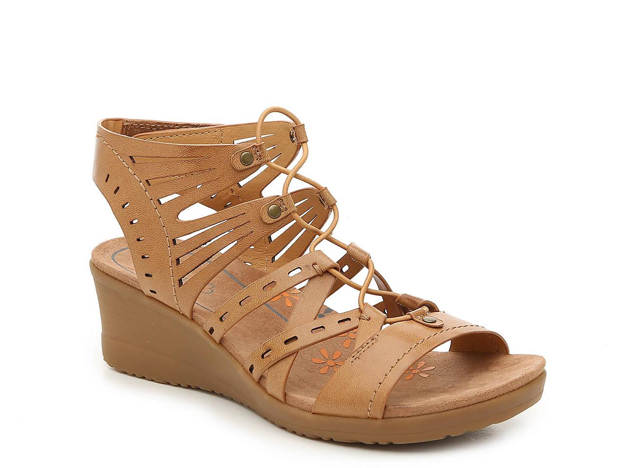 32ed637558 Bare Traps Tipton Wedge Sandal Women's Shoes   DSW