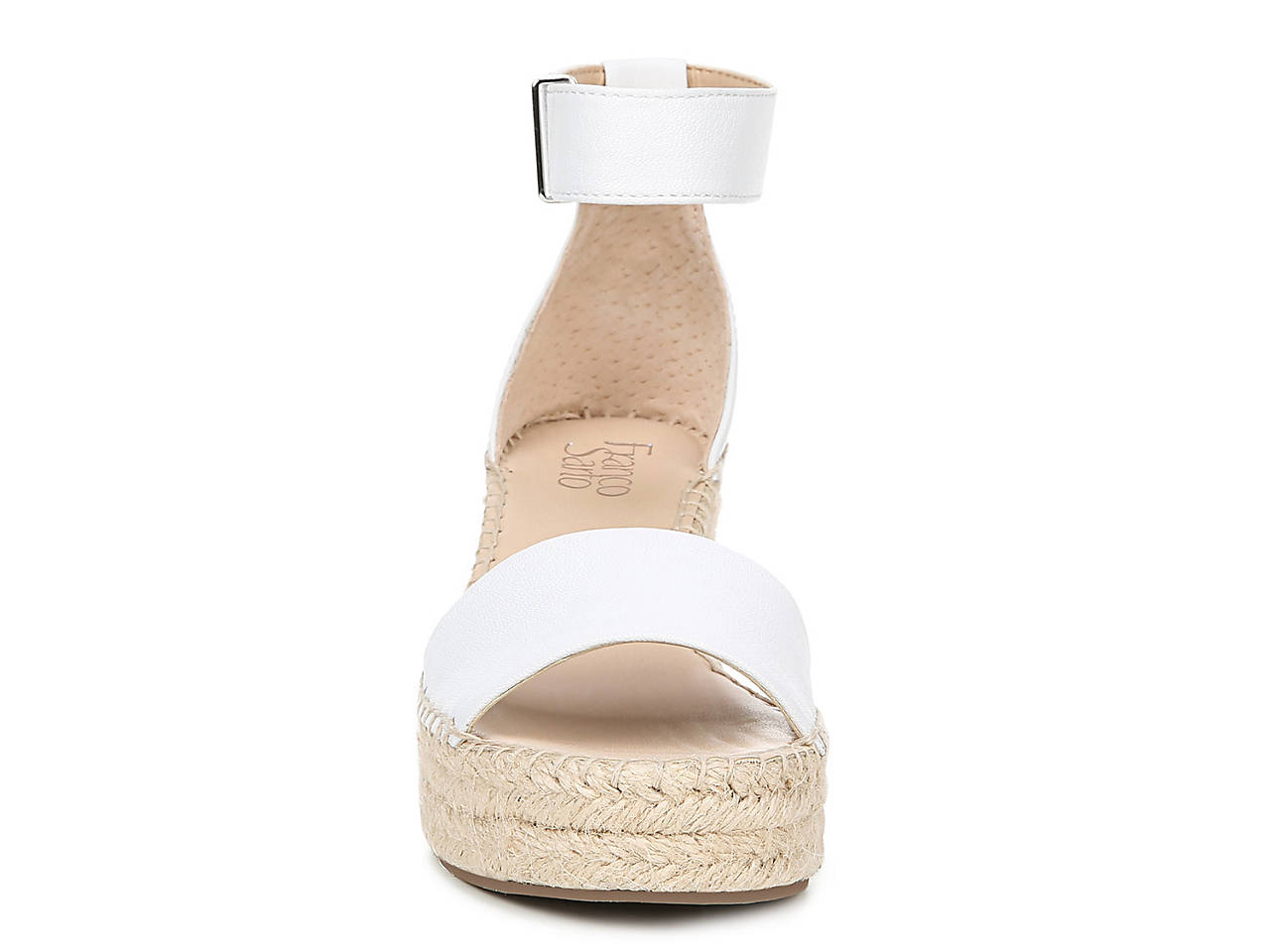 93318eef7b0 Franco Sarto Clemens Espadrille Wedge Sandal Women s Shoes