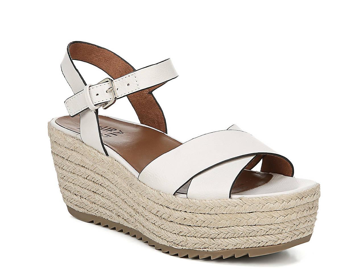effc77a6b Naturalizer Oceanna Espadrille Wedge Sandal Women's Shoes | DSW