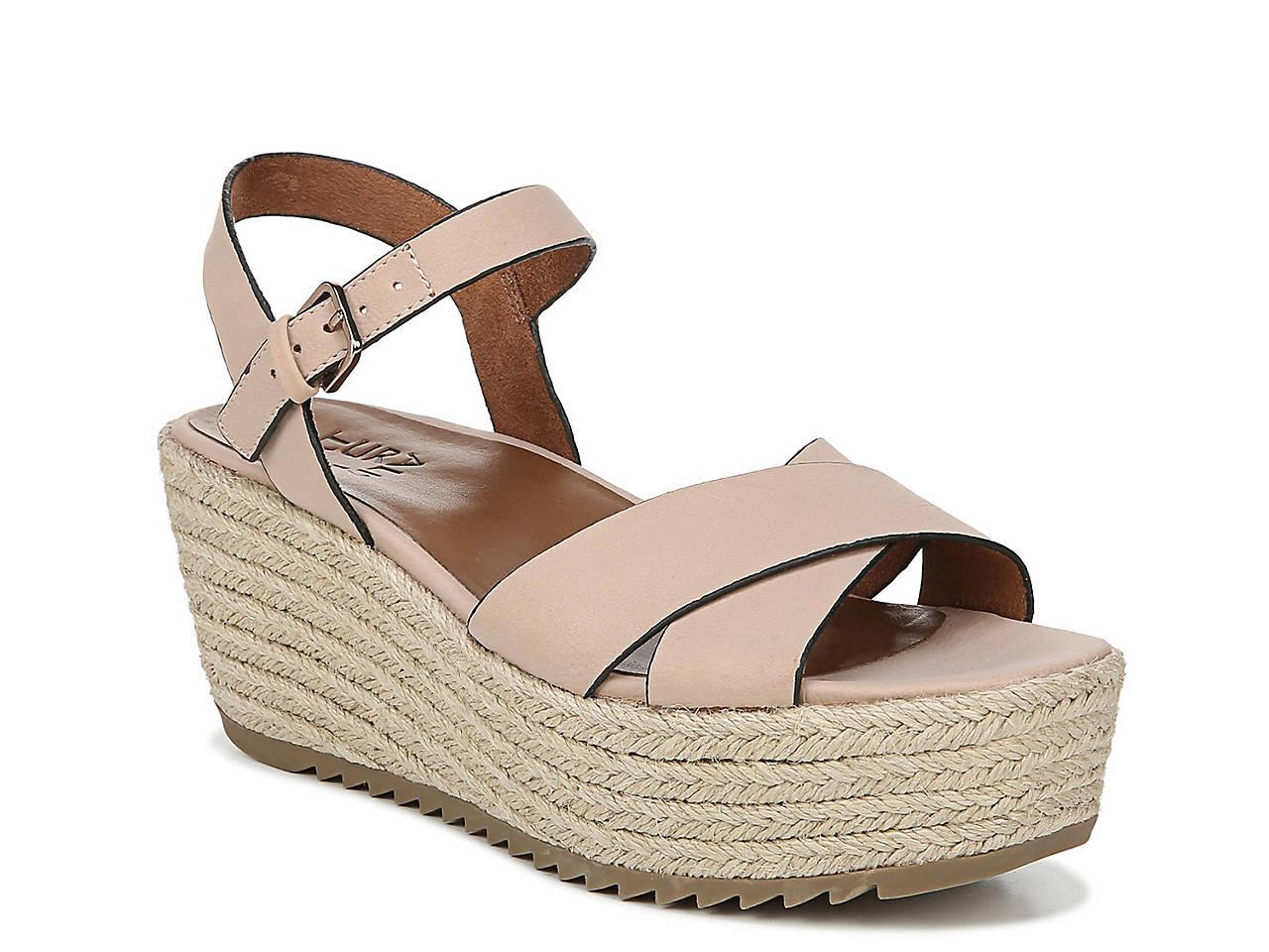 26a119f0408 Naturalizer Oceanna Espadrille Wedge Sandal Women s Shoes