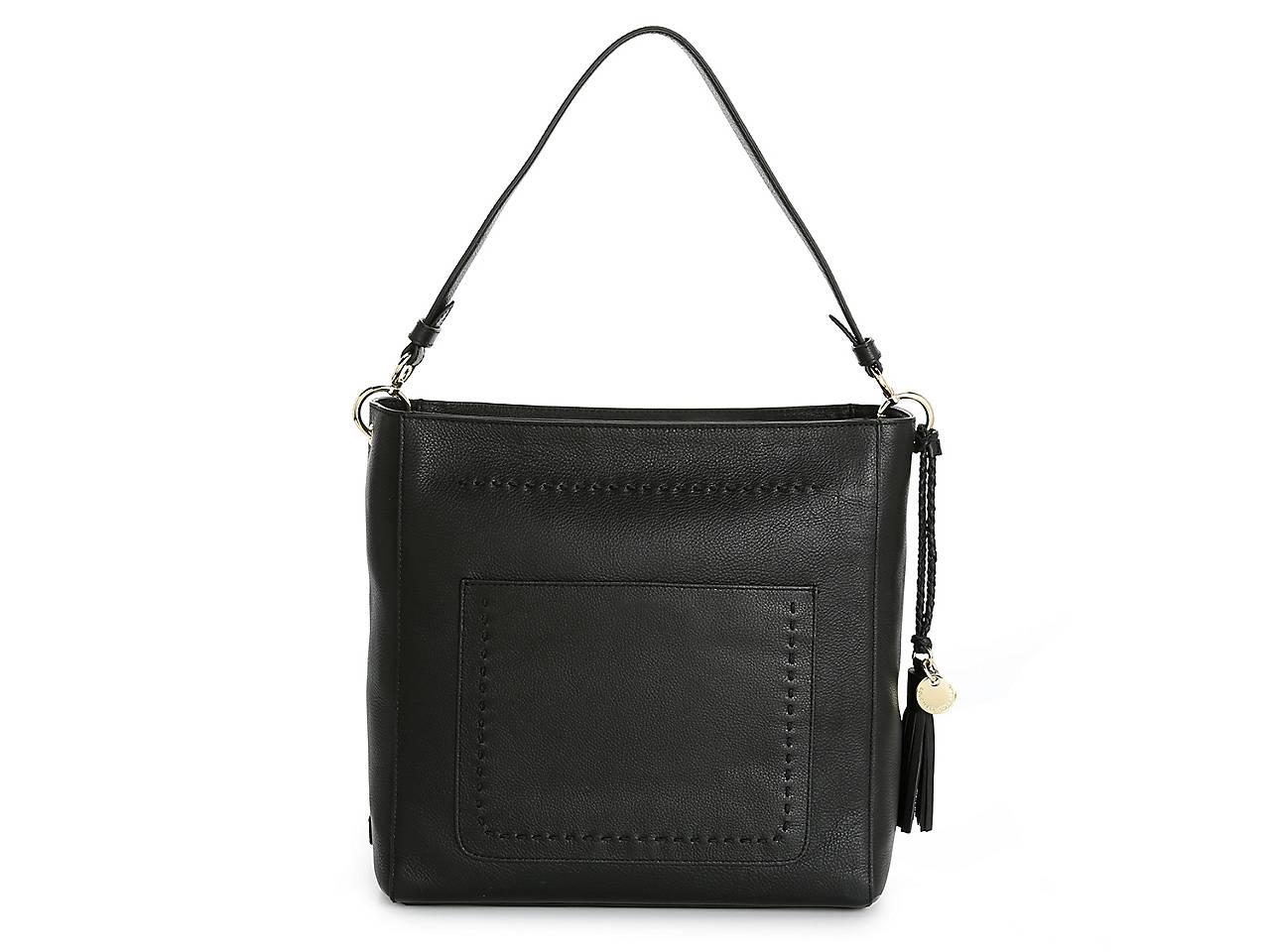 Payson Leather Shoulder Bag
