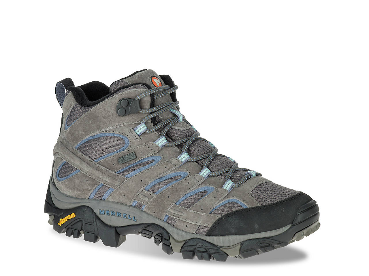 11d0a072e88d Merrell MOAB 2 Mid Waterproof Hiking Boot Women s Shoes
