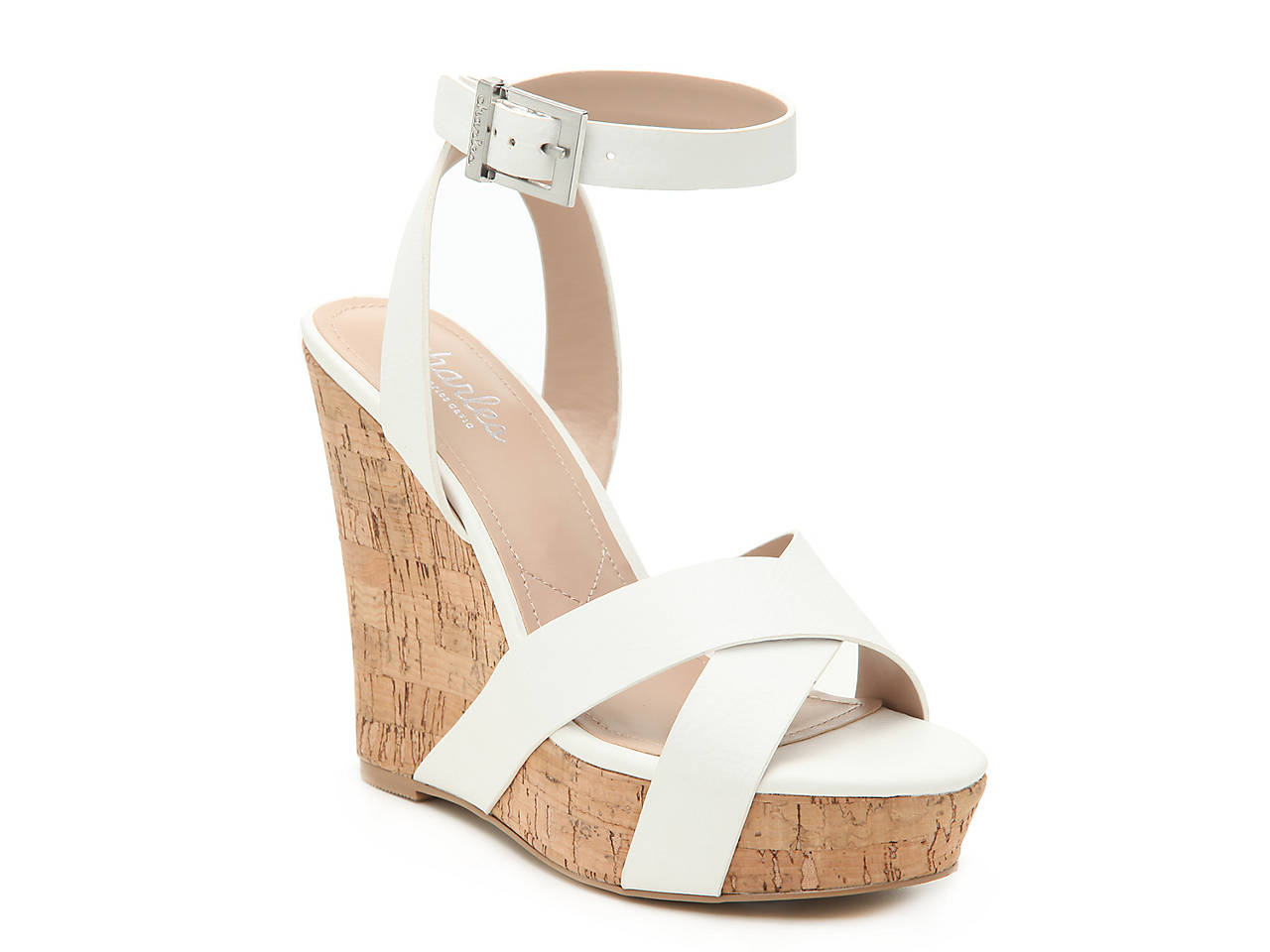 941b25b1294 Charles by Charles David Aleck Wedge Sandal Women s Shoes