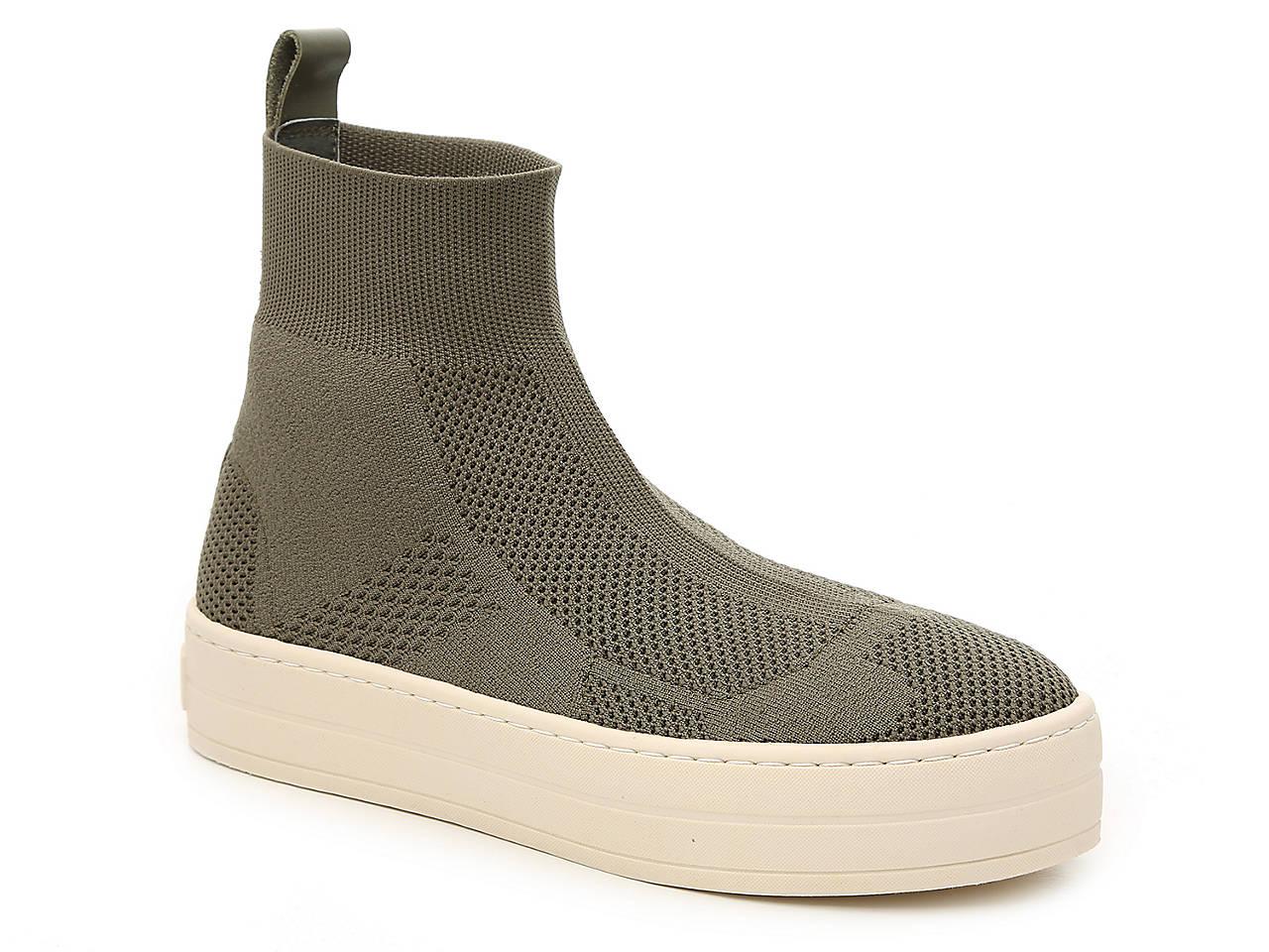 26b15f810 J Slides Heroe Platform High-Top Sneaker Women's Shoes   DSW