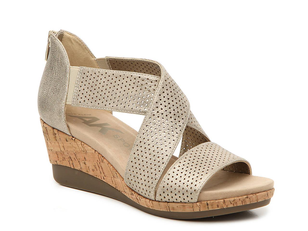 b8c28139994f Anne Klein Sport Poetic Wedge Sandal Women s Shoes