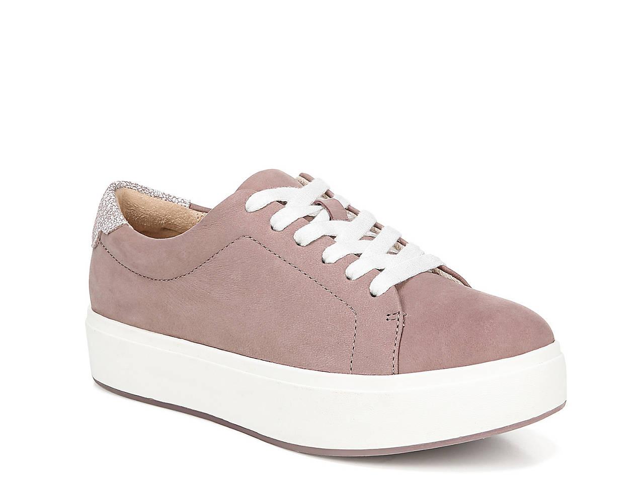 e69d04346f3 Dr. Scholl s Abbot Laced Platform Sneaker Women s Shoes