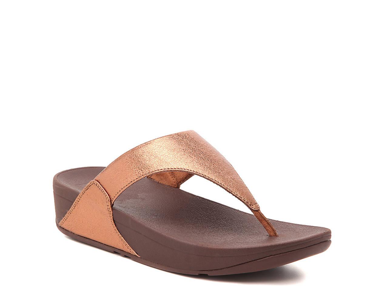 32f600bd1 FitFlop Lulu Wedge Sandal Women s Shoes