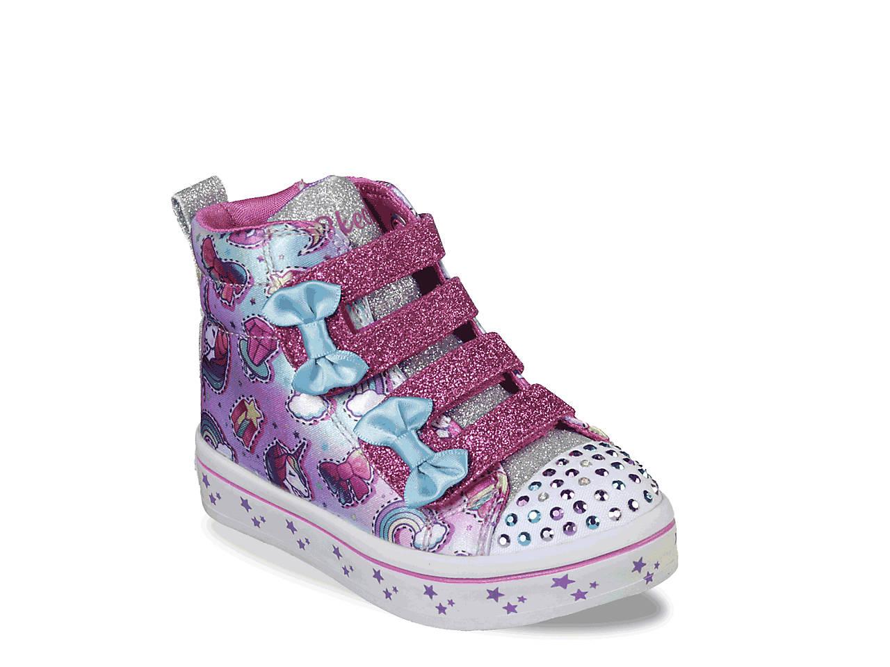 Twinkle Toes Twi Lites Mini Mojis Light Up Sneaker Kids'
