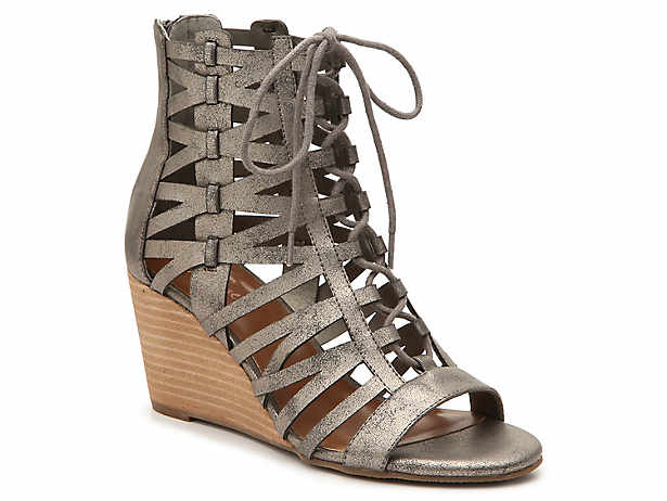 e2359094c2ea Crown Vintage. Daring Wedge Sandal