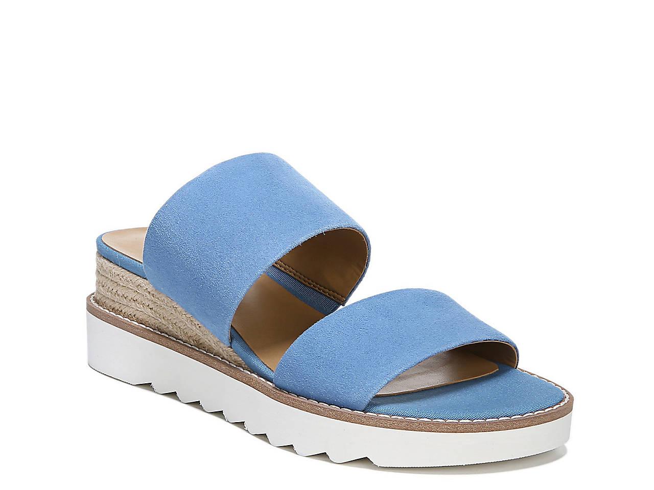 bdbe1a9b72e3 Franco Sarto Conan Wedge Sandal Women's Shoes | DSW