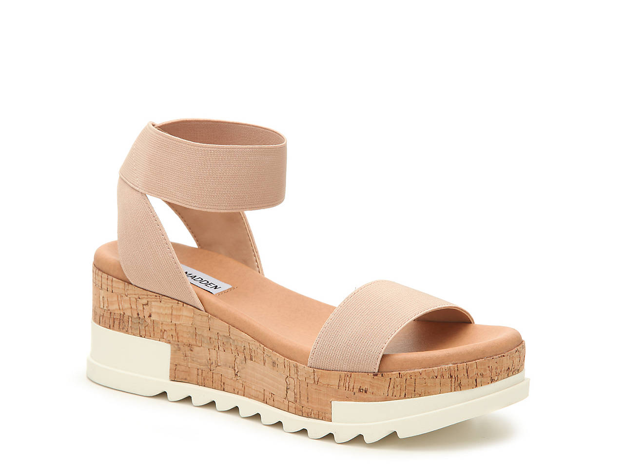 93627d6a16769 Steve Madden Elba Wedge Sandal Women's Shoes | DSW