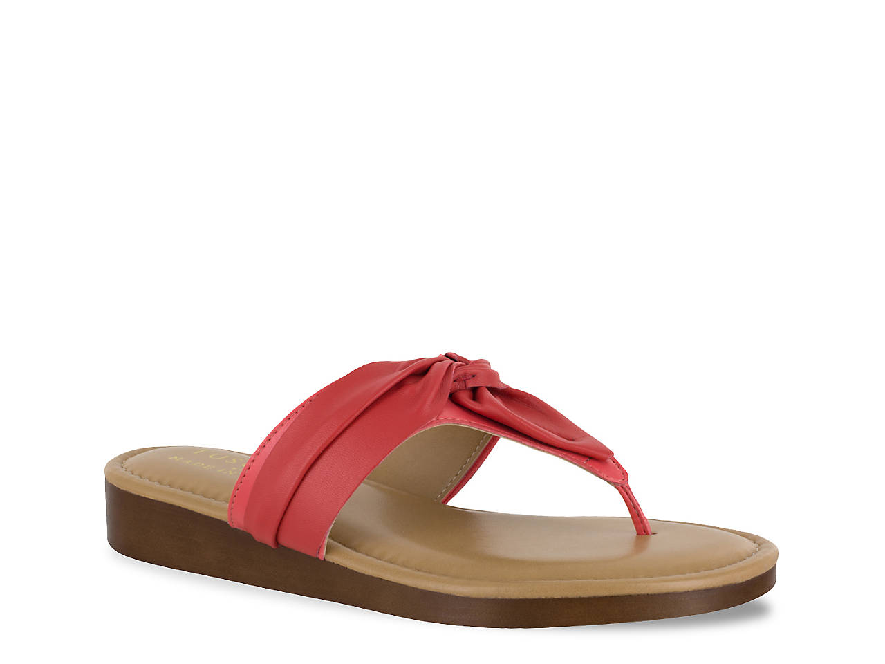 dca01fa7d Easy Street Tuscany Maren Wedge Sandal Women s Shoes