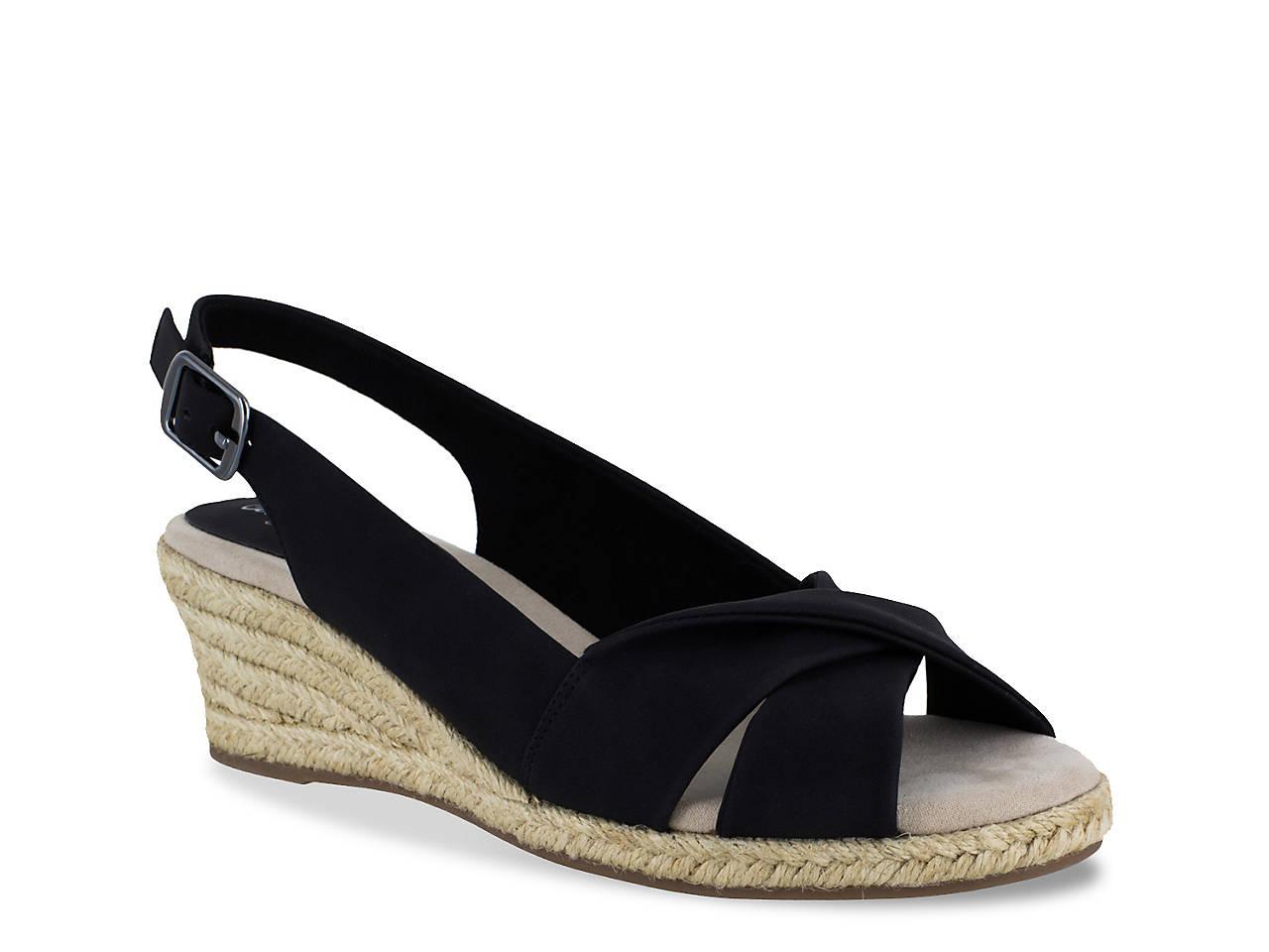 Maureen Espadrille Wedge Sandal by Easy Street