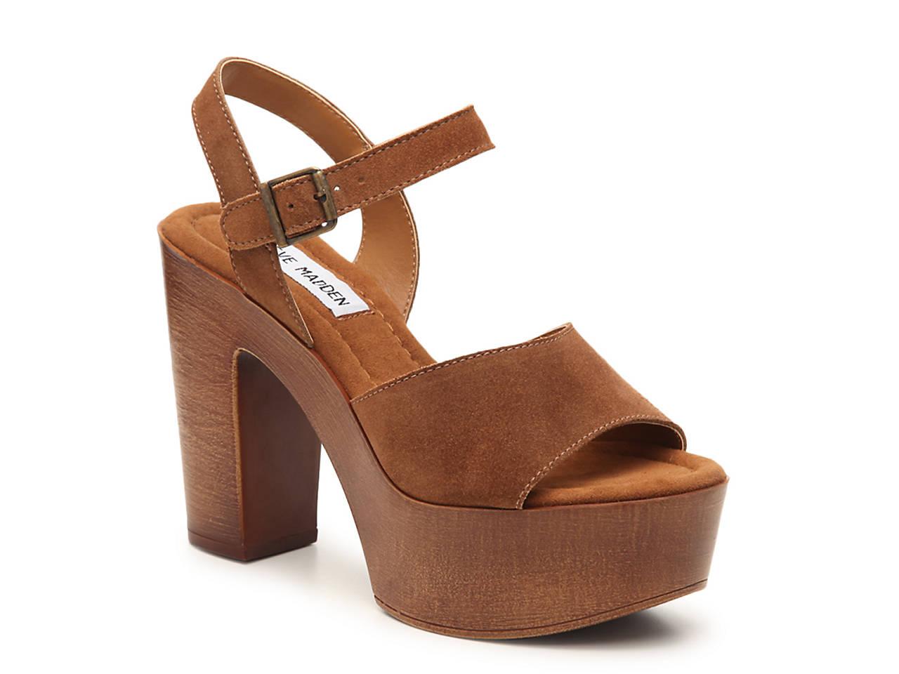 b7eb8da946c8 Steve Madden Clique Platform Sandal Women s Shoes