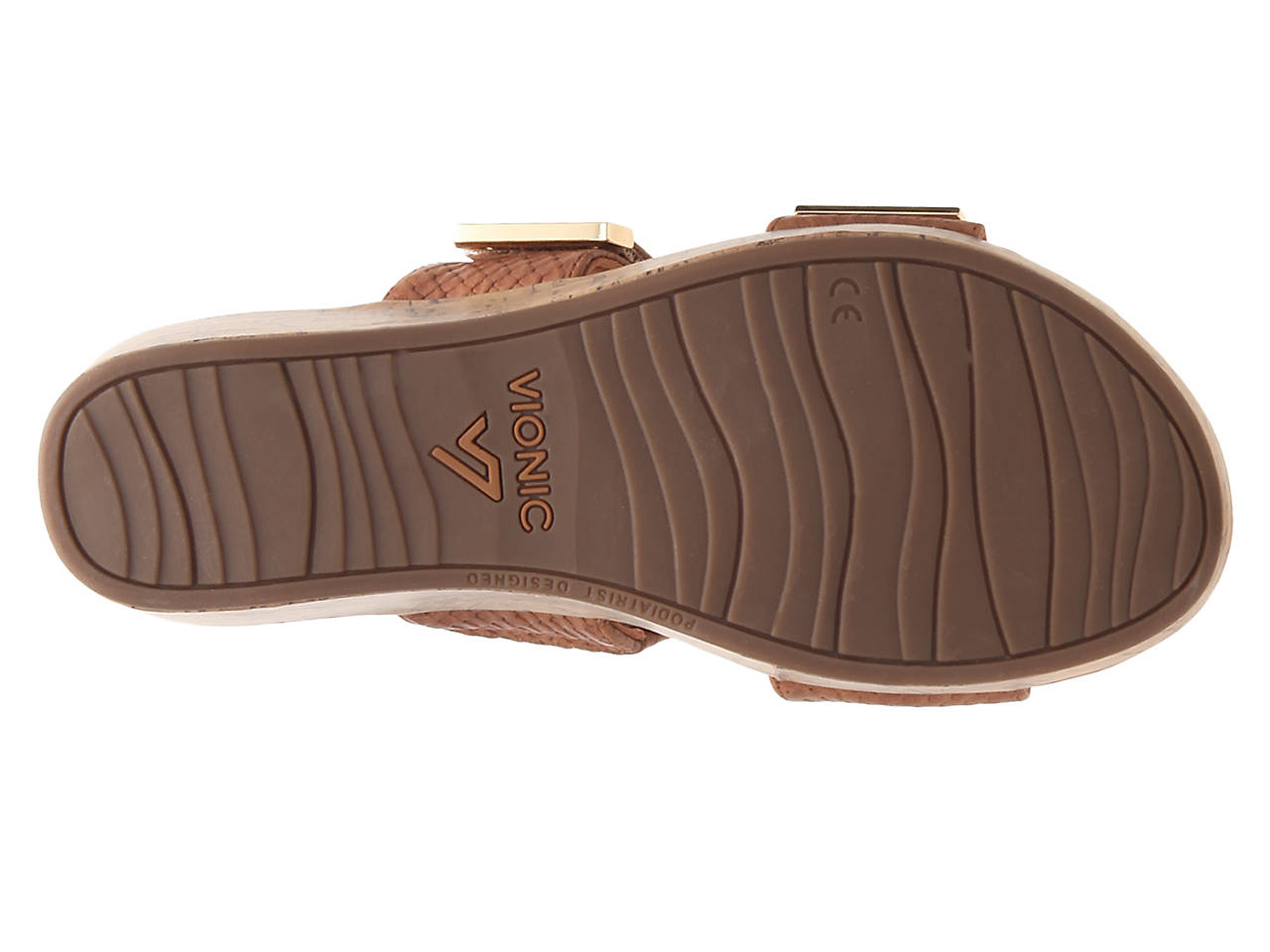 ab461ba47a Vionic Atlantic Pepper Wedge Sandal Women's Shoes   DSW