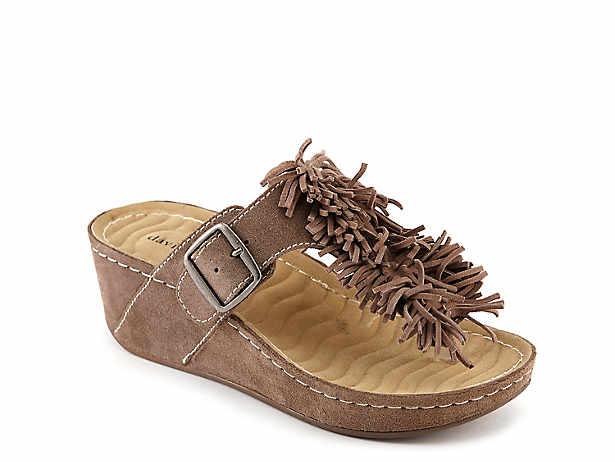 Women S Brown Mid Heel 2 188 3 Quot Platform Sandals Dsw