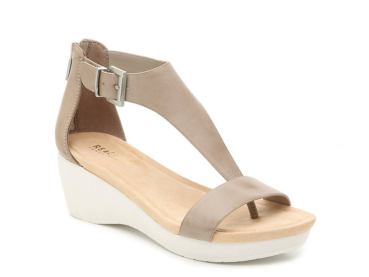 24d1871f1 Kenneth Cole Reaction New Gal Wedge Sandal Women s Shoes