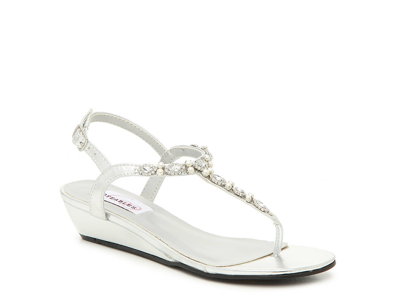 c7ee7a2c66 Dyeables Myra Wedge Sandal Women's Shoes   DSW