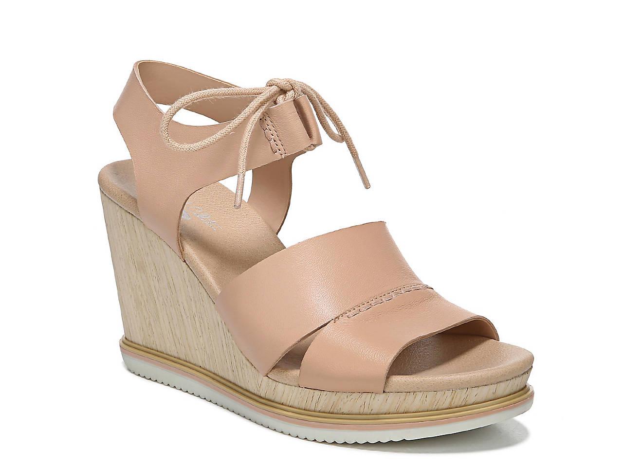 4fef611eaeb Dr. Scholl s Summertime Wedge Sandal Women s Shoes