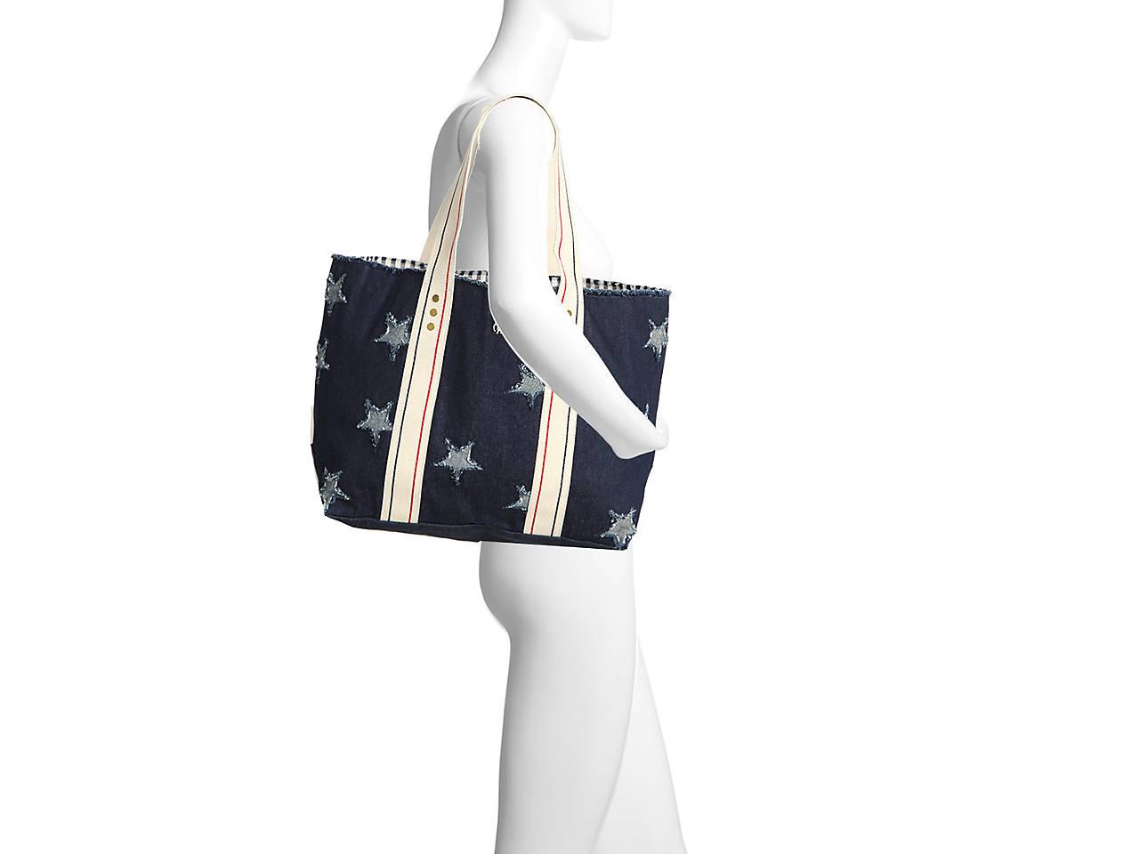 Polo Ralph Lauren Frayed Star Tote Women s Handbags   Accessories  d0574091b3208