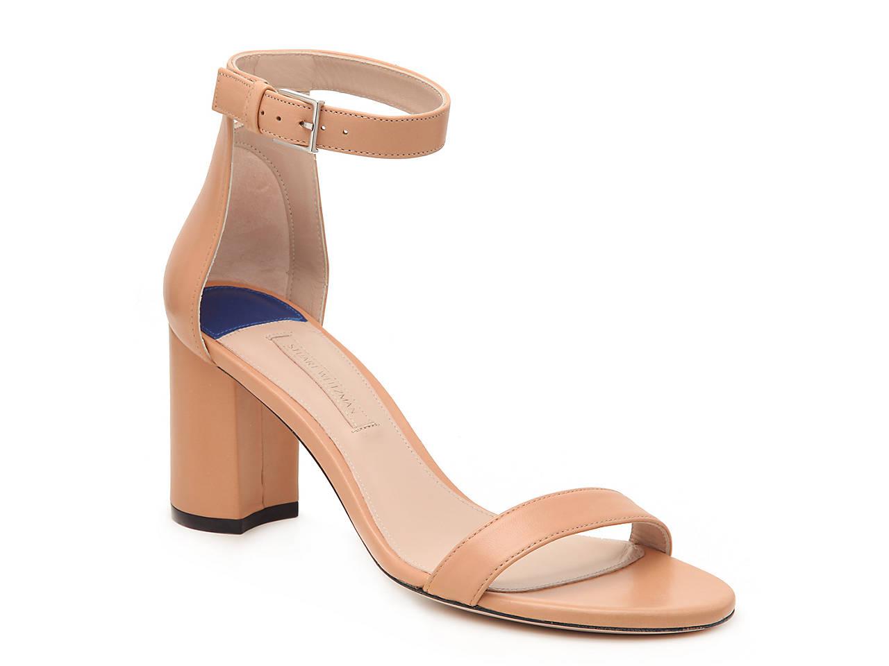 eb09f514640 Stuart Weitzman Lessnu Sandal Women s Shoes