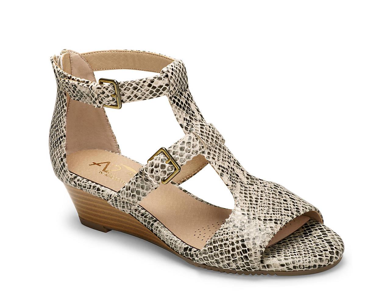 427ebc1d23ac A2 by Aerosoles Applause Wedge Sandal Women s Shoes