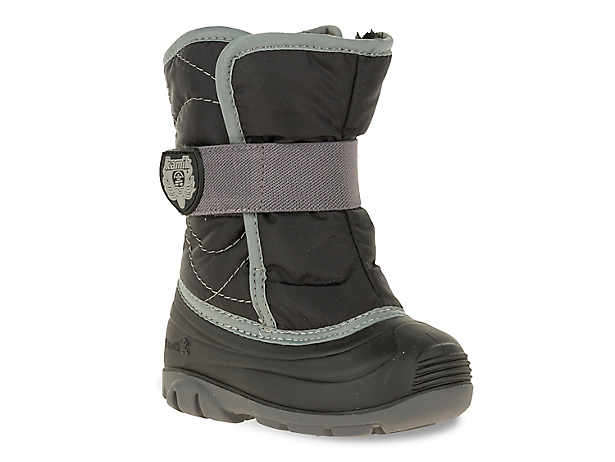 8107d0149dd3 Kamik. Snowbug 3 Toddler Snow Boot. Minimum Clearance Price  39.98  39.98