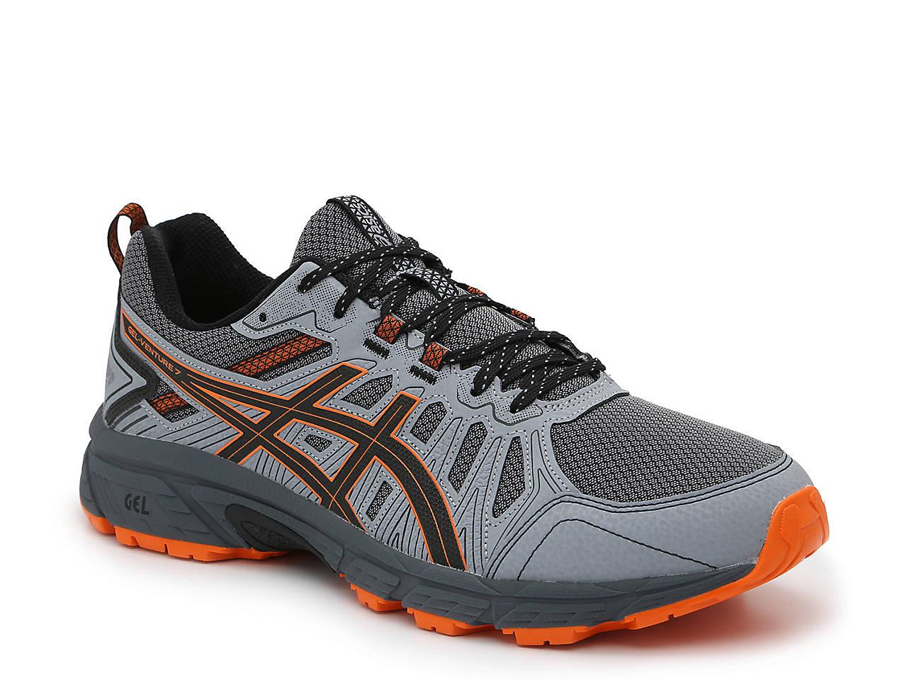 ASICS GEL Venture 7 Trail Running Shoe Men's Men's Shoes DSW  DSW